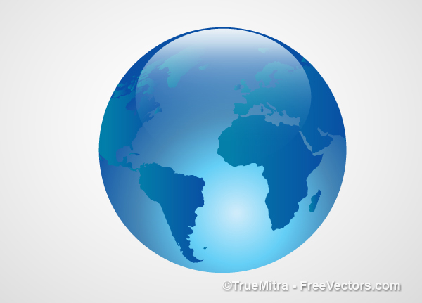 Earth Transparent Icon