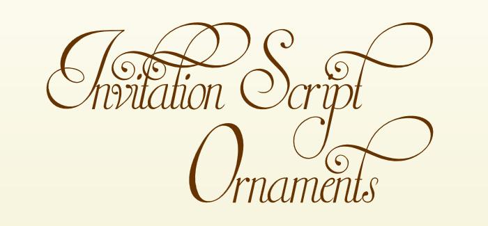 11 Elegant Free Fonts Images - Calligraphy Tattoo Fonts