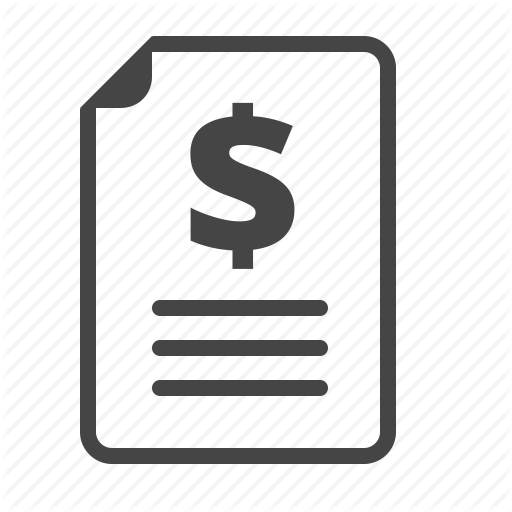 17 Expense Report Icon Images Tiff Images - Expense Report ... Expense Icon Png