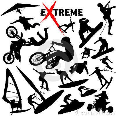 Extreme Sports List