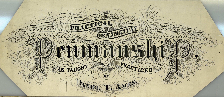 Flourish Vintage Typography Fonts