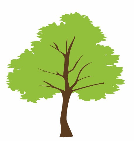 20 Vector Tree Art Images
