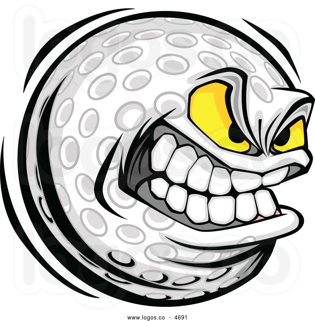 10 Golf Logo Vector Clip Art Images