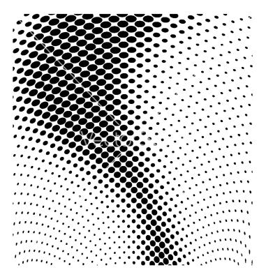 Free Vector Halftone Dots