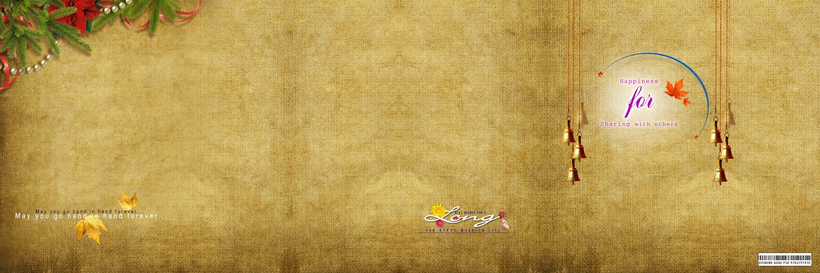 7 Psds Backgrounds 12x36 Works Creations Images Free