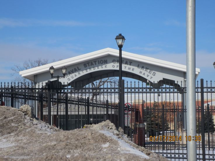 Great Lakes Illinois Naval Base