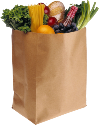 11 PSDs Food Bag Images