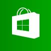 Microsoft App Store Icon in Windows 8