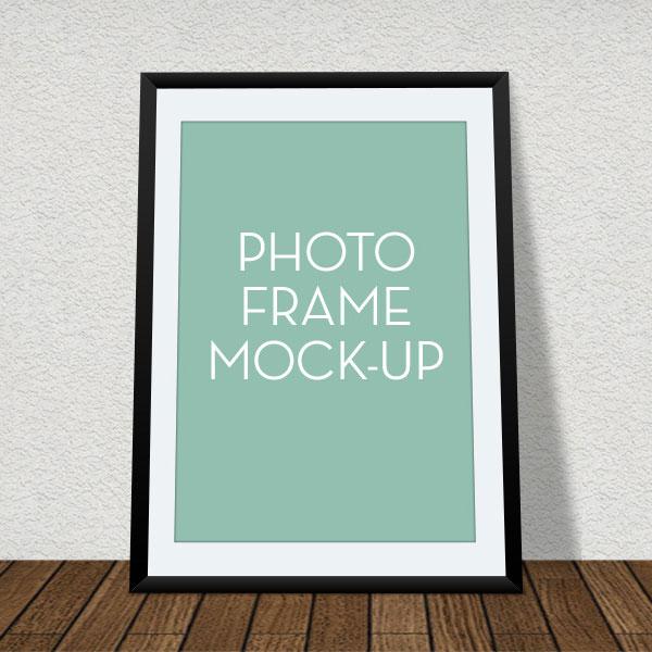 Mock Up Psd Free Frame