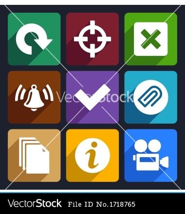 Multimedia Flat Icon
