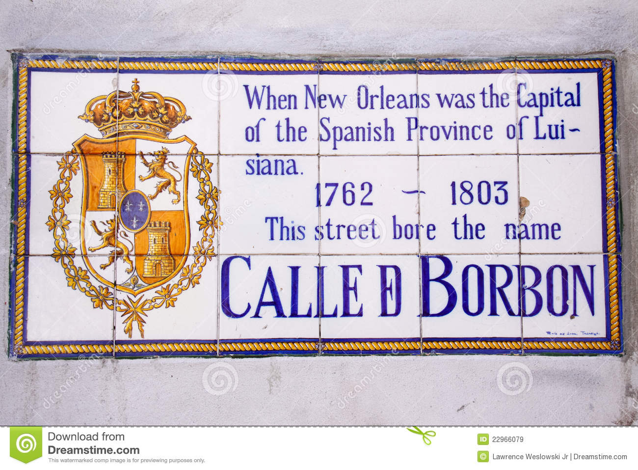 New Orleans Street Signs