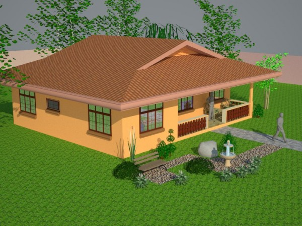 17 native philippine bamboo house design images bamboo for One story house design in the philippines