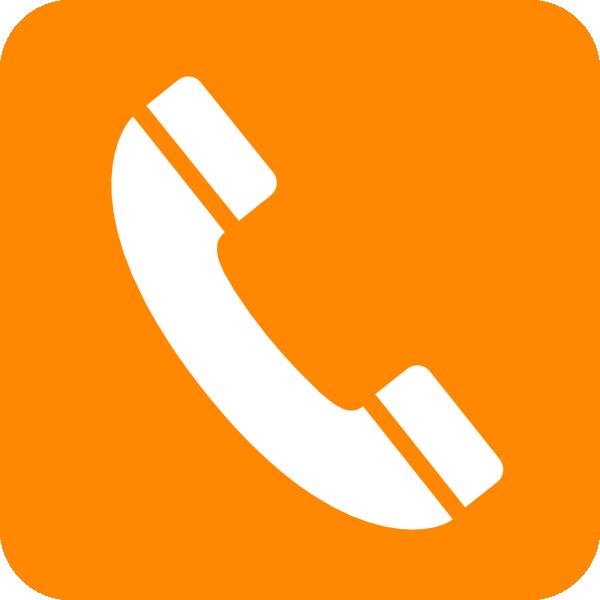 12 Orange Phone Icon Images - Yellow Phone Icon, Red Phone ...