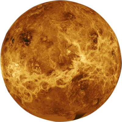 13 Planet Venus PSD Images
