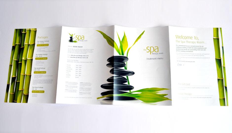 8 Spa Brochure Design Images Medical Brochure Design