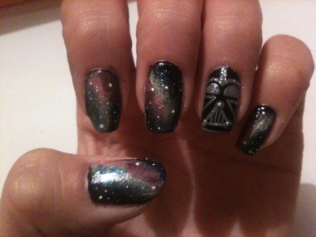 Star Wars Nail Art