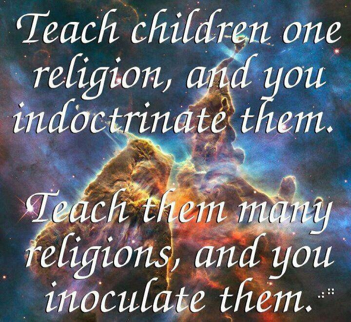 Teaching Kids Religion