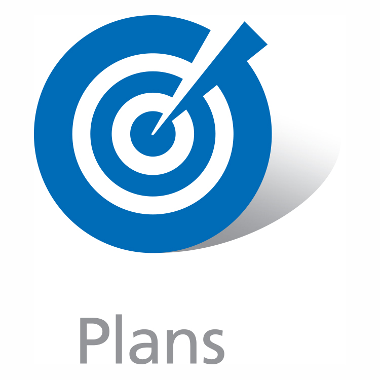 Transition Plan Icon