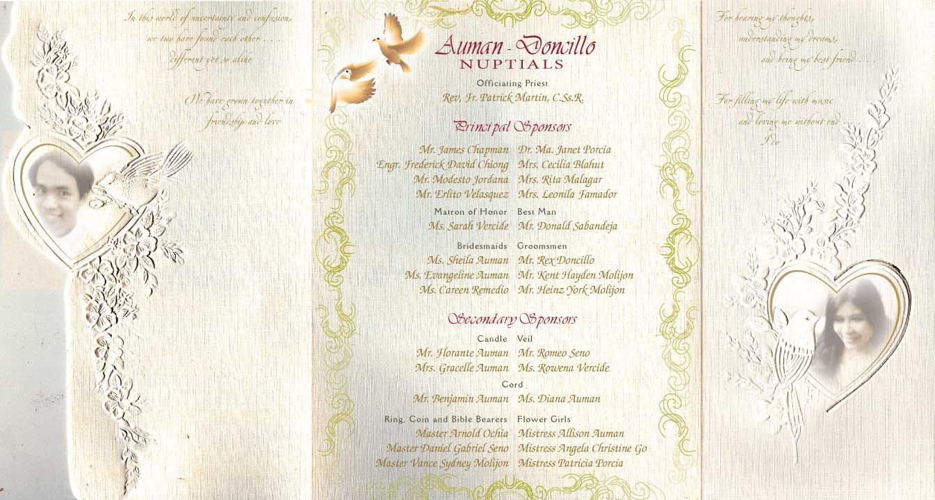 Wedding card sample vatozozdevelopment wedding card sample stopboris Gallery