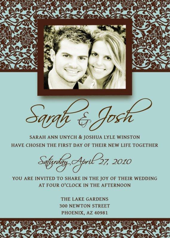 Wedding Invitation Templates Photoshop