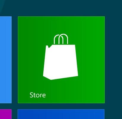 Windows 8 App Store Icon