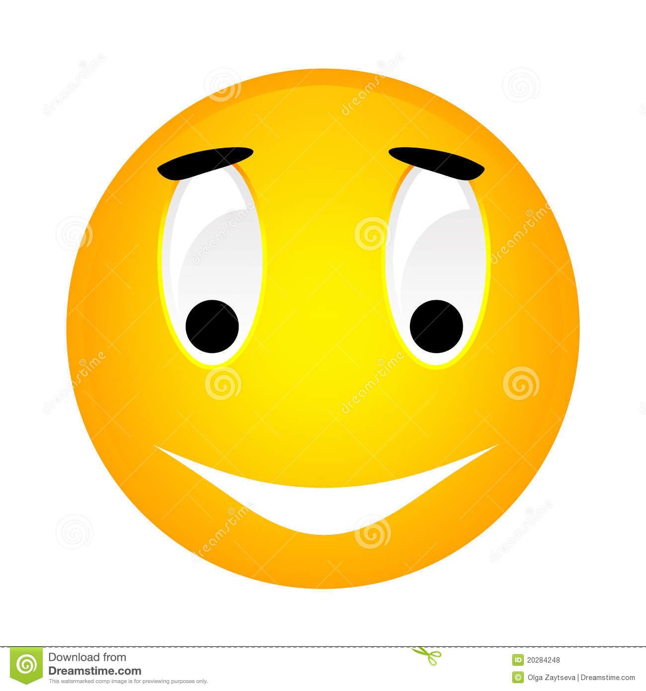 Yellow Smiley Emoticon