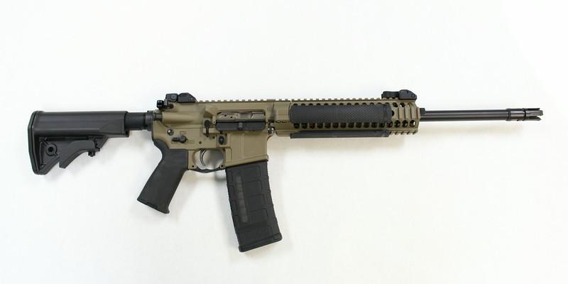 12-Inch Barrel Rifle LWRC