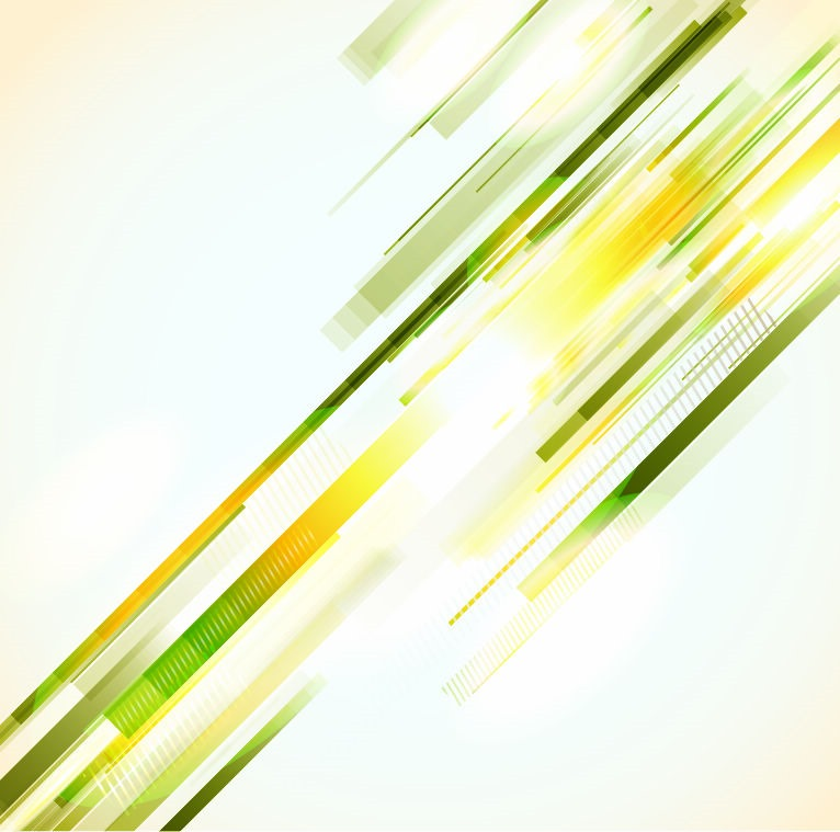20 Vector Abstract Green Line Images