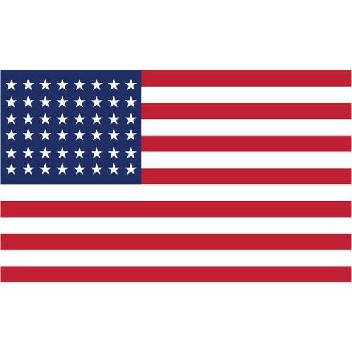 American Flag Clip Art Black And White