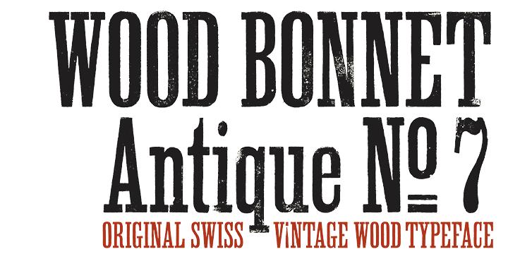 Antique Vintage Fonts