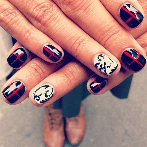 14 Nail Swag Designs Tumblr Images - Tumblr Swag Nail ...