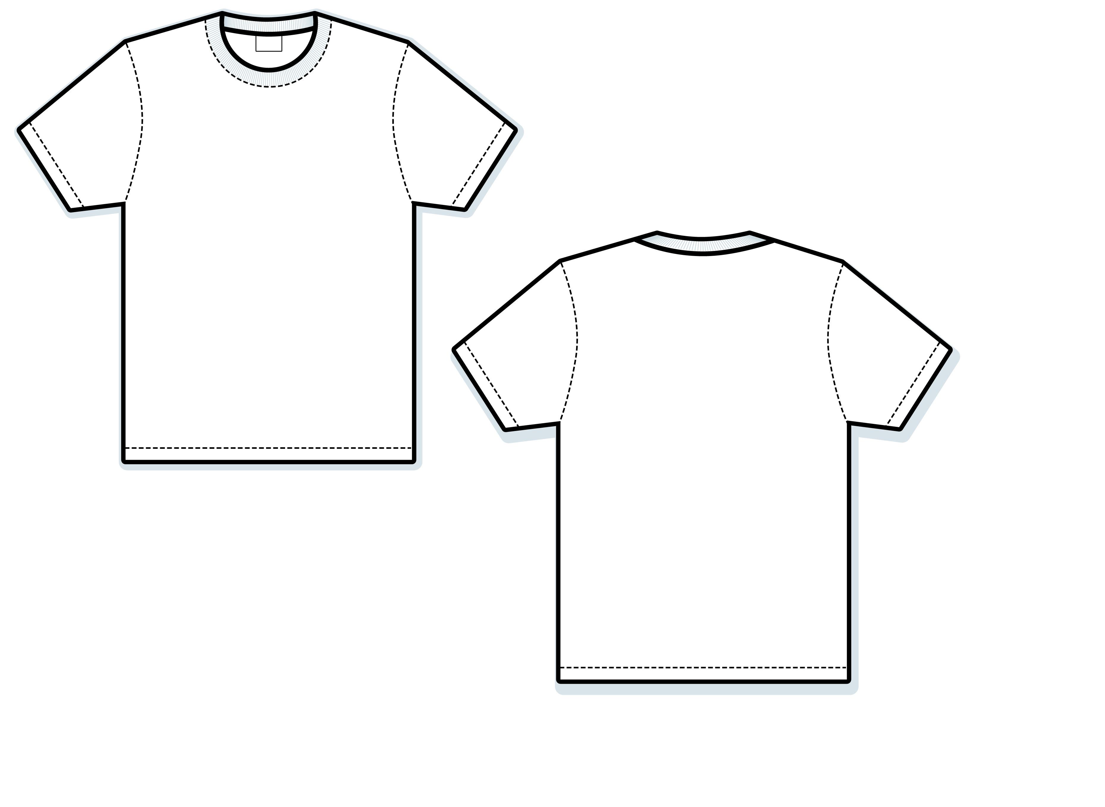 Pocket T Shirt Vector