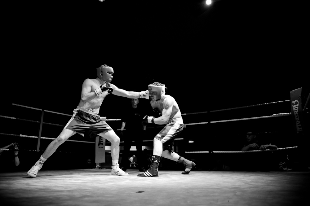 Boxing Ring Photography