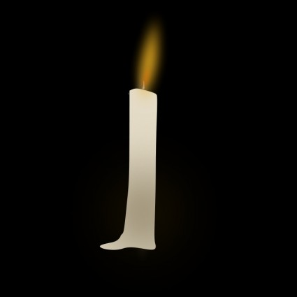 9 Free Candle Vector Images