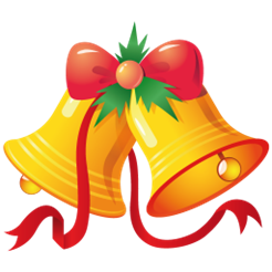 Cartoon Christmas Bells
