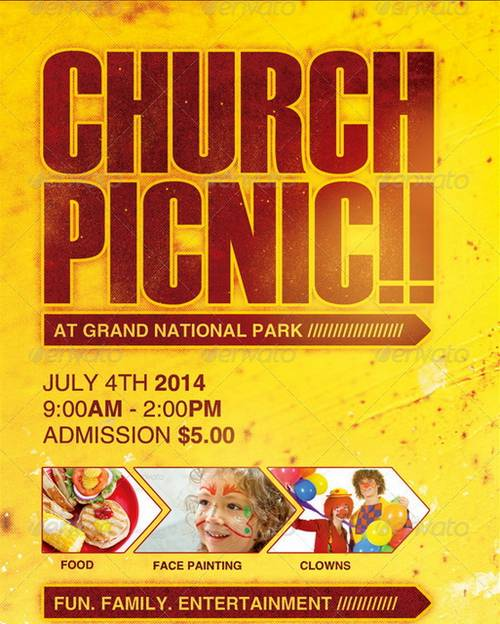 14 Church Flyers Psd Images Free Flyer Templates