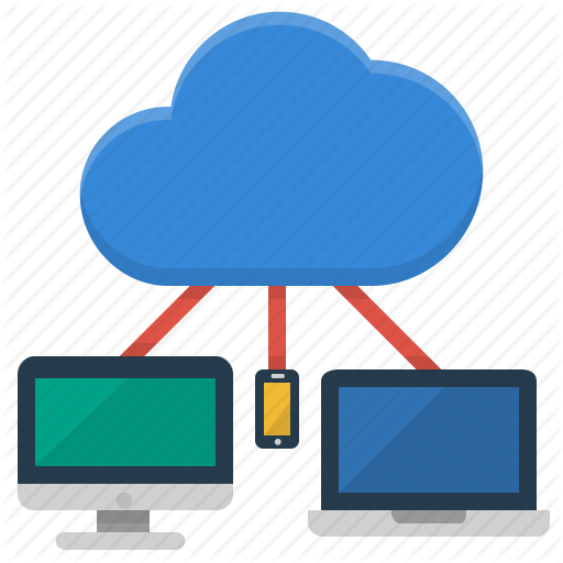 Computer Internet Cloud Icon