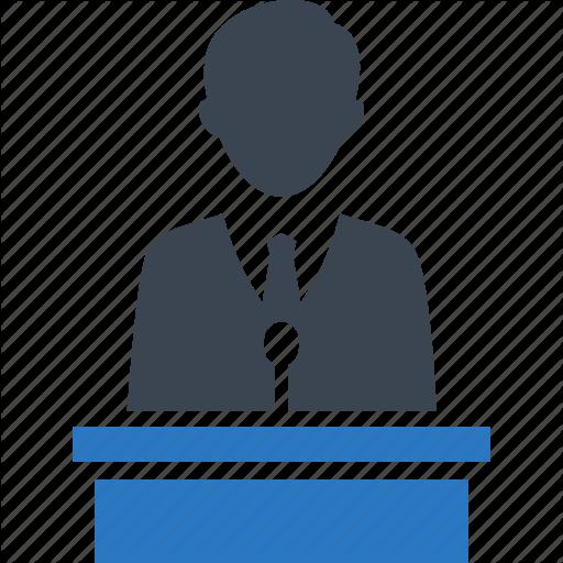 Conference Presentation Icon