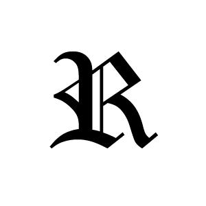 Cool Letter R Fonts