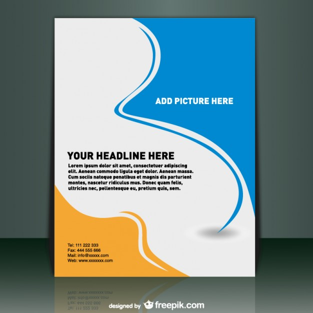 Cover Page Design Templates Free Downloads