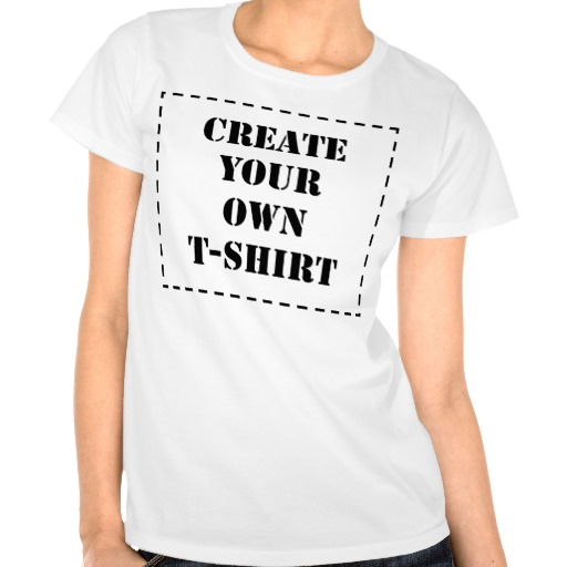 Make your own t shirt design sweater jeans and boots for Print my own t shirt design