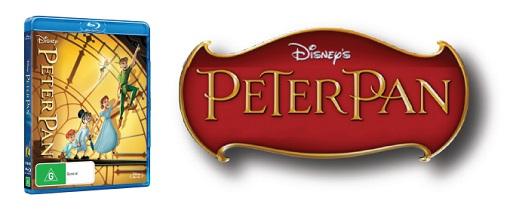 Disney Peter Pan Fonts