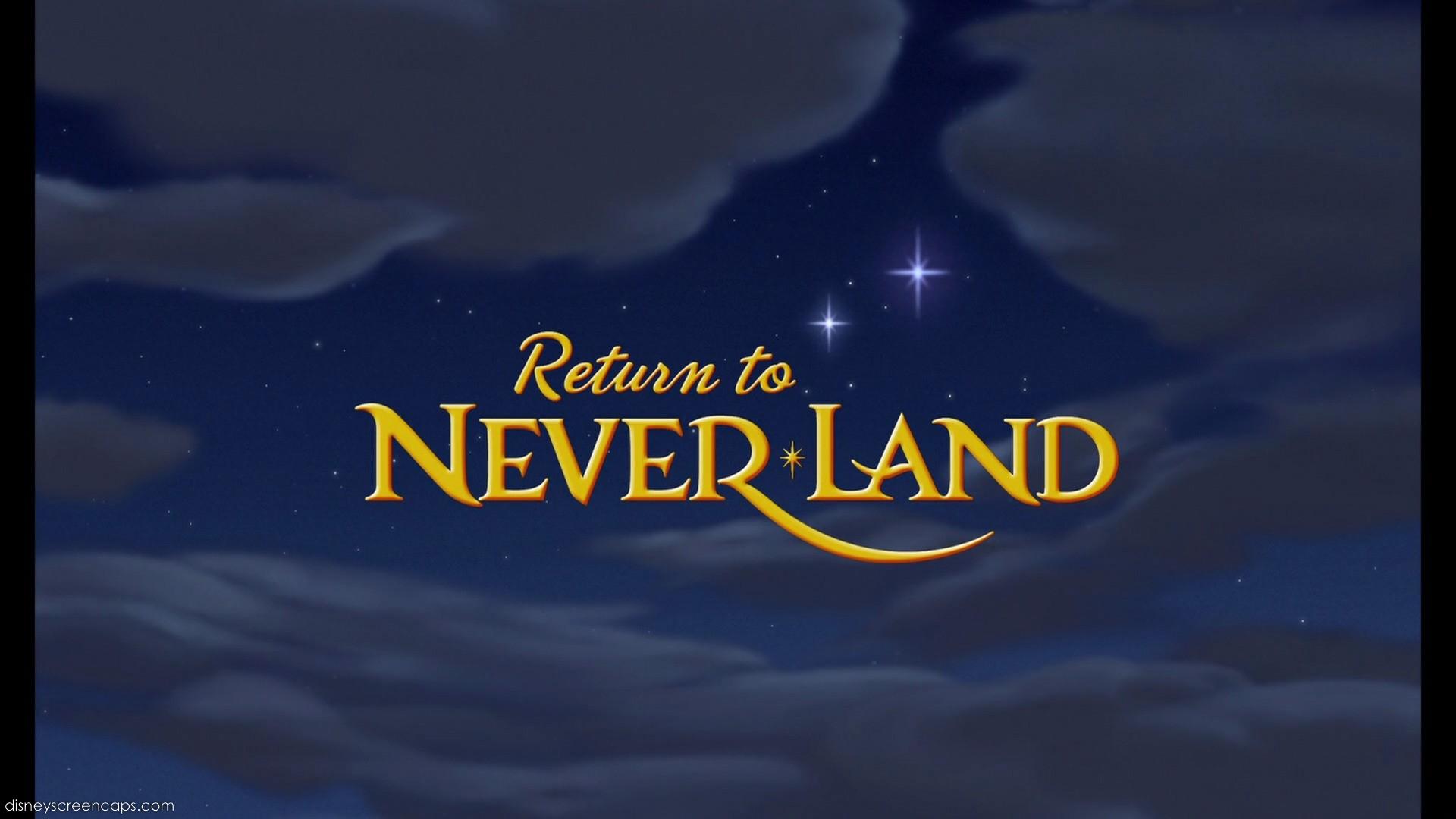 13 Disney's Peter Pan Font Images