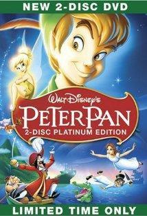 Disney Peter Pan Movie