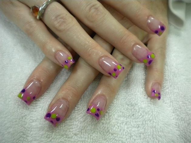 Easy Spring Nail Art Designs