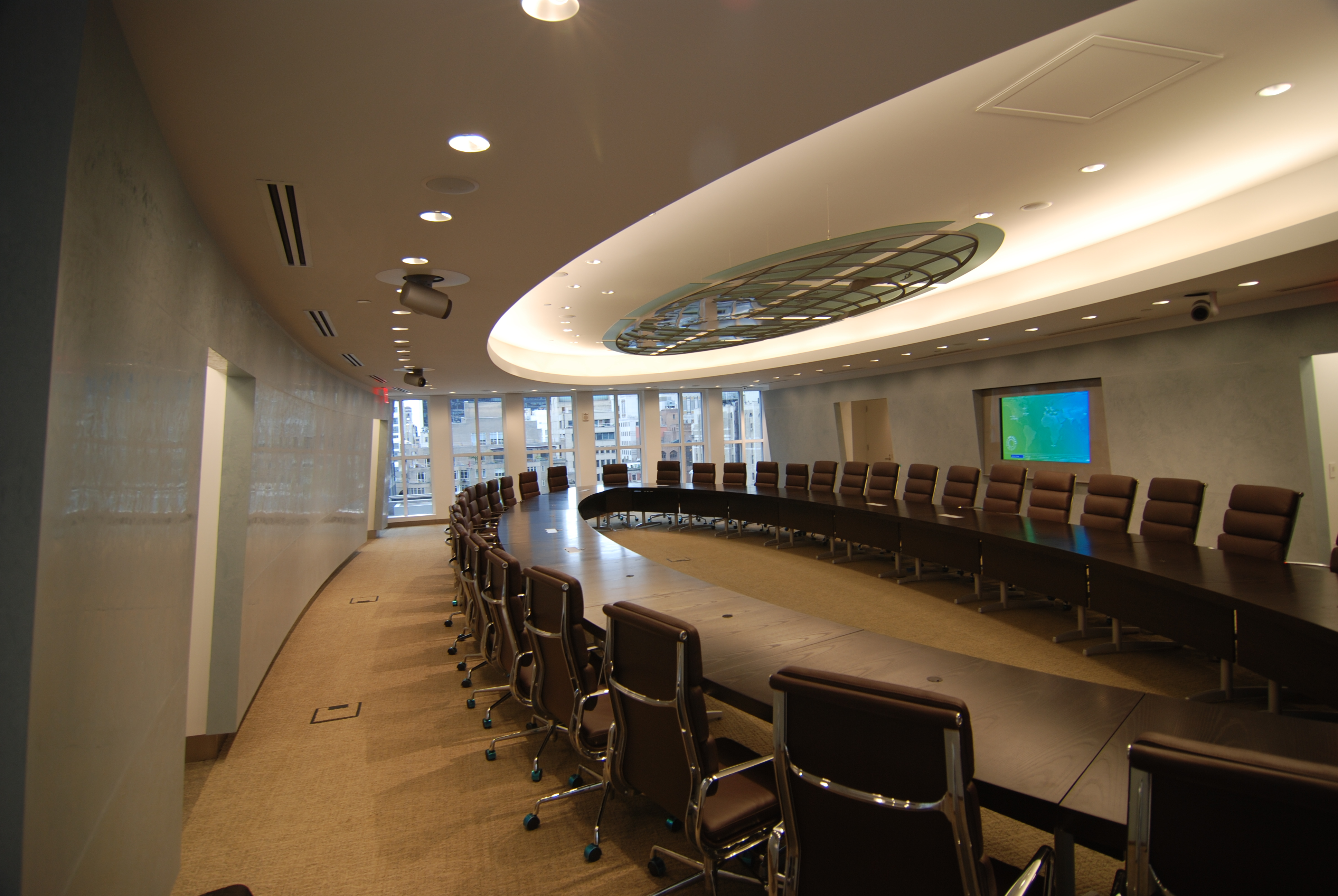 Executive Conference Room Design
