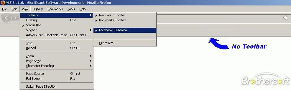 Facebook Toolbar Download
