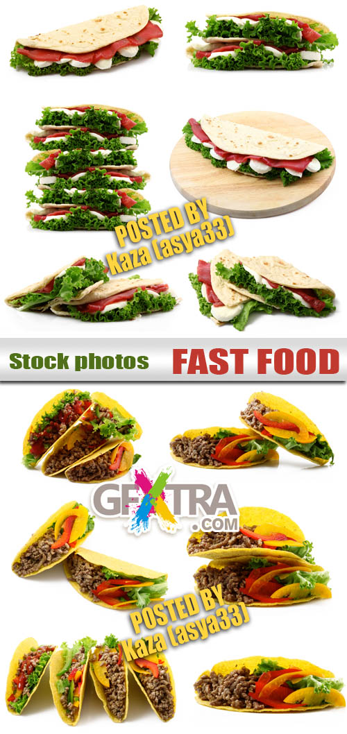 10 Fast Food Stock Photos Free Images