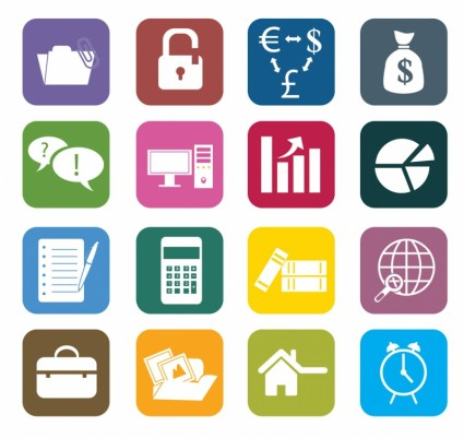 16 Free Icons For Commercial Business Images