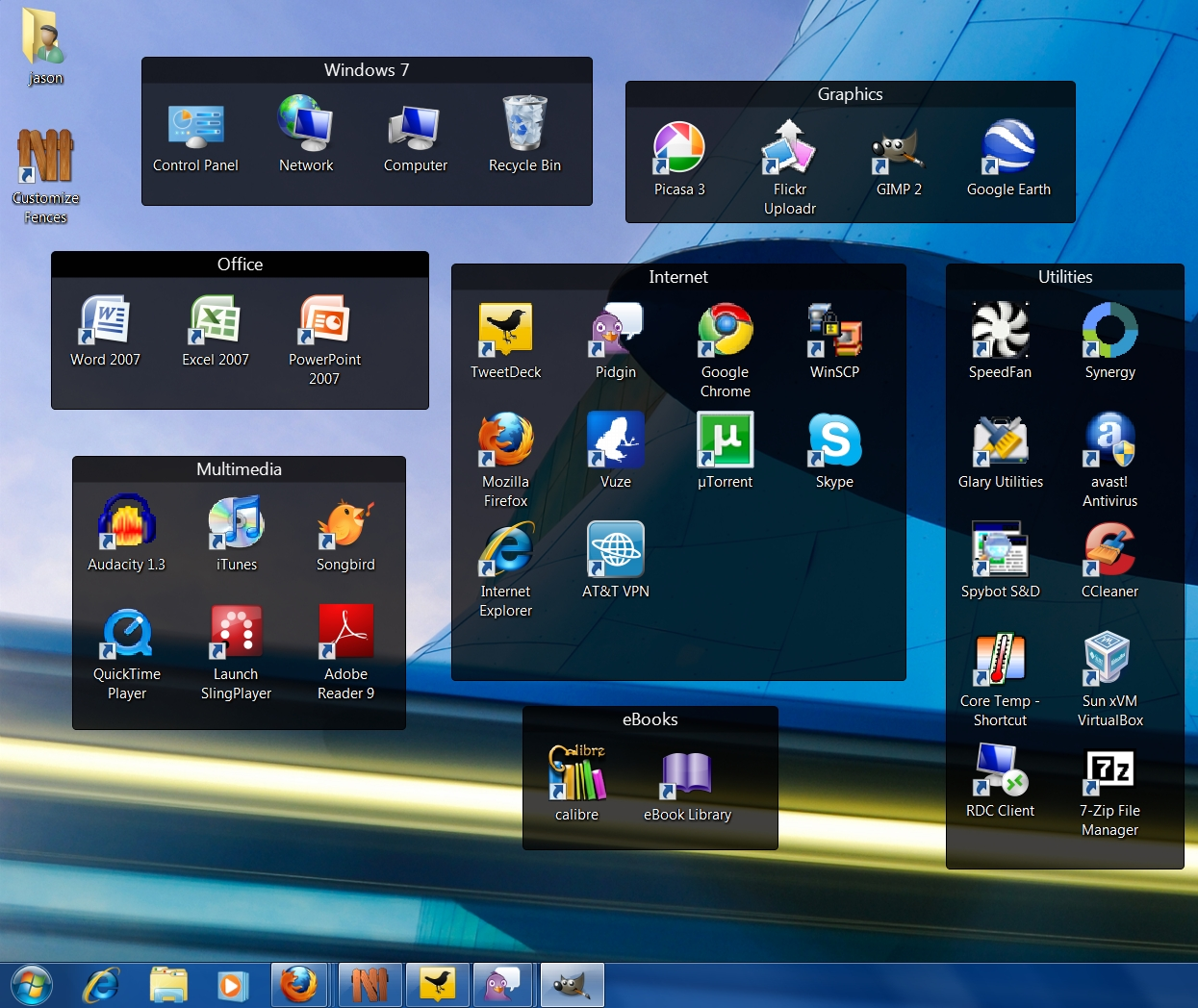 Free Desktop Icons Windows 7 Download